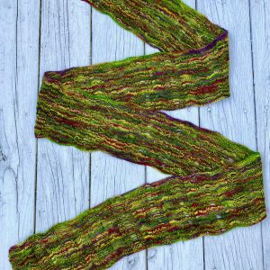 Seven-Up Scarf Finishedq