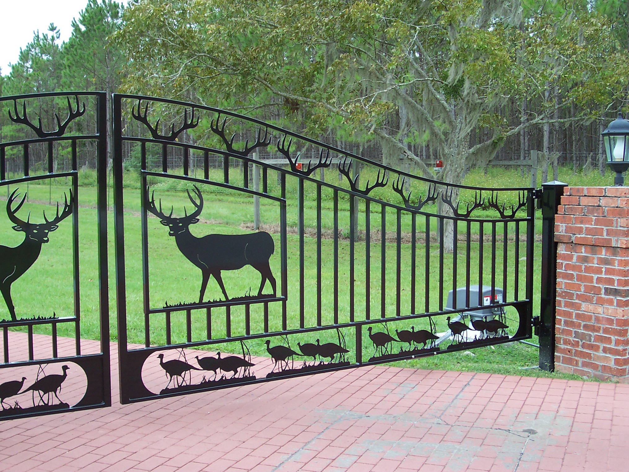 Galleries Metal Ranch Entry Gates Metal Entry Gates Texas