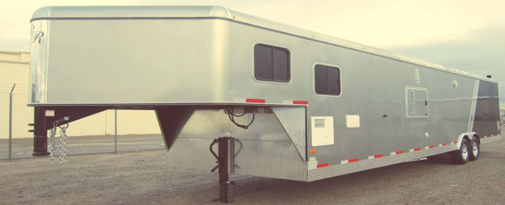 medium resolution of specialty trailers toy hauler