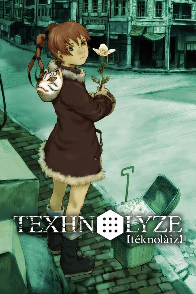 Texhnolyze Cover Art featuring Ran