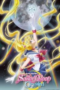 Sailor Moon Crystal anime series cover art