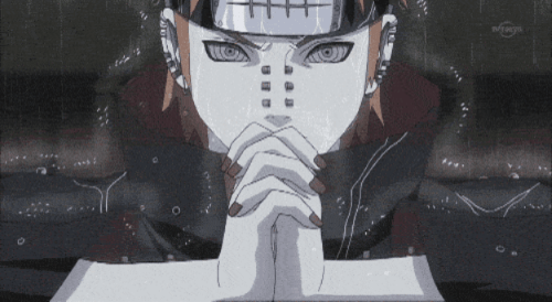 Pain (Yahiko Body) from the anime Naruto: Shippuden