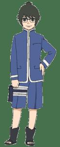 Denki Kaminarimon from the anime Boruto: Naruto Next Generations