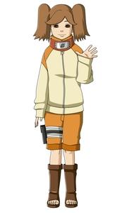 Namida Suzumeno from the anime Boruto: Naruto Next Generations