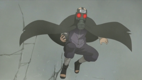 Hidden Rain Shinobi from the anime Boruto: Naruto Next Generations