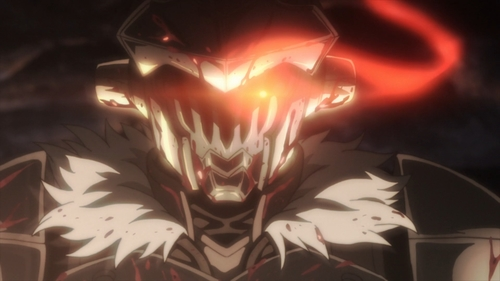 Goblin Slayer from the anime Goblin Slayer