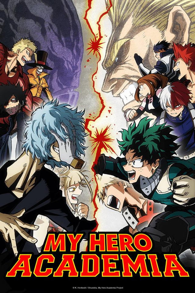 Boku No Hero Academia Season 2 Episode 11 : academia, season, episode, Academia, Season, DoubleSama