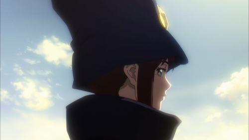 Boogiepop from the anime Boogiepop and Others