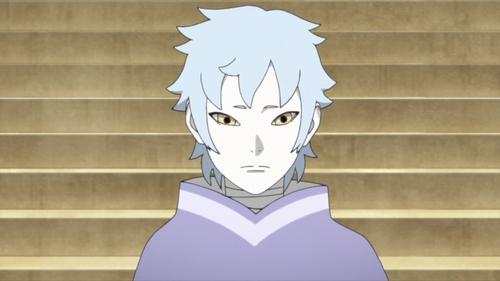 Mitsuki from the anime series Boruto: Naruto Next Generations