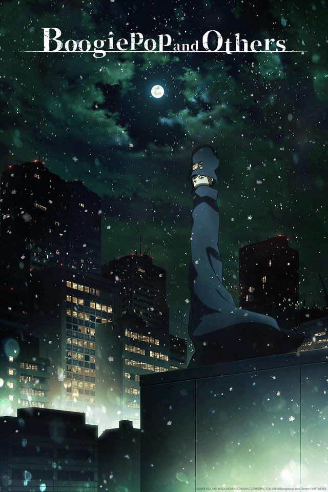 Boogiepop and Others anime series cover art