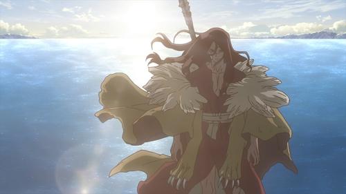 Tsukasa Shishiou from the anime series Dr. Stone