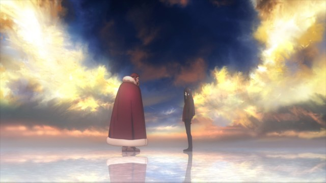 Waver and Iskandar from the anime series Lord El-Melloi II Case Files {Rail Zeppelin} Grace Note