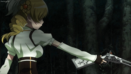 Mami Tomoe from the anime series Madoka Magica: Magia Record