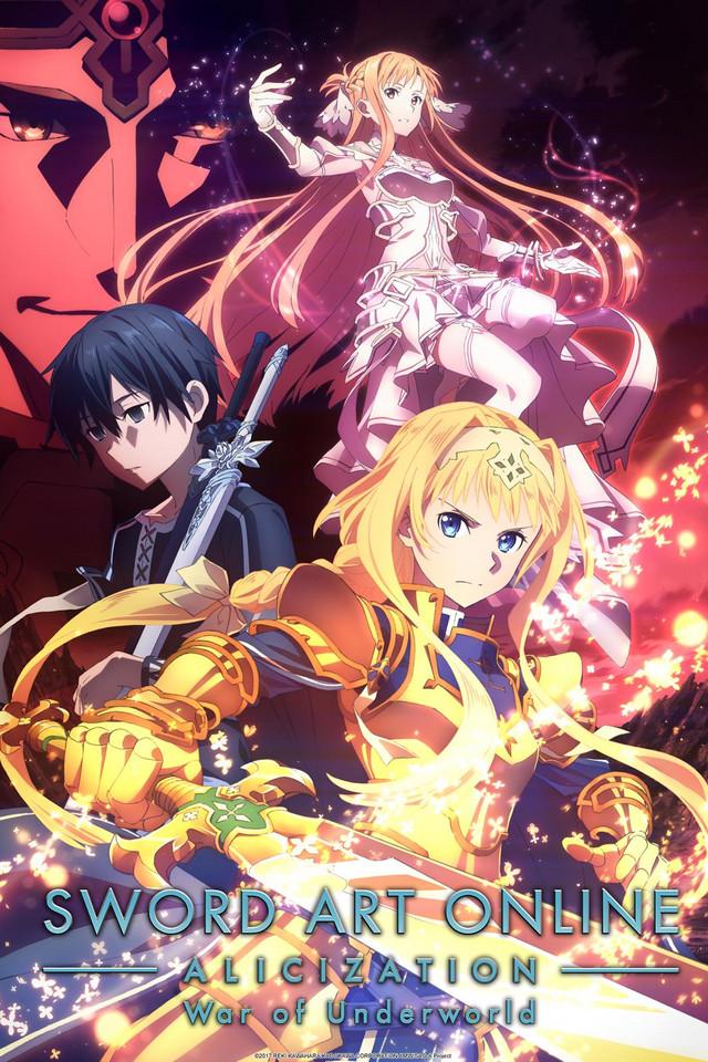 Sword Art Online Season 3 Episode 36 : sword, online, season, episode, Sword, Online:, Alicization, Underworld, Anime, Review