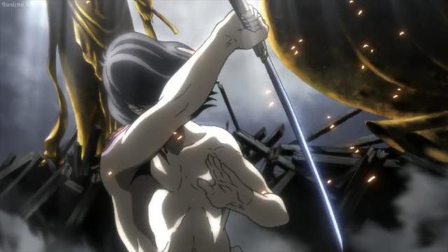Goemon Ishikawa XIII from the anime movie Lupin the IIIrd: Goemon's Blood Spray