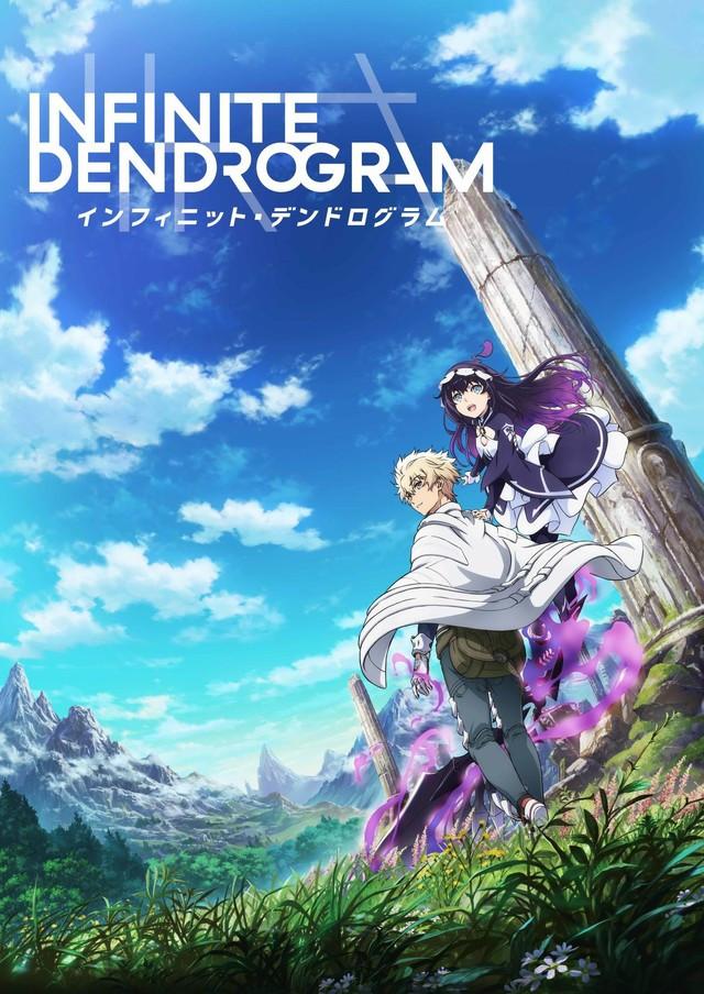 Infinite Dendrogram anime series cover art