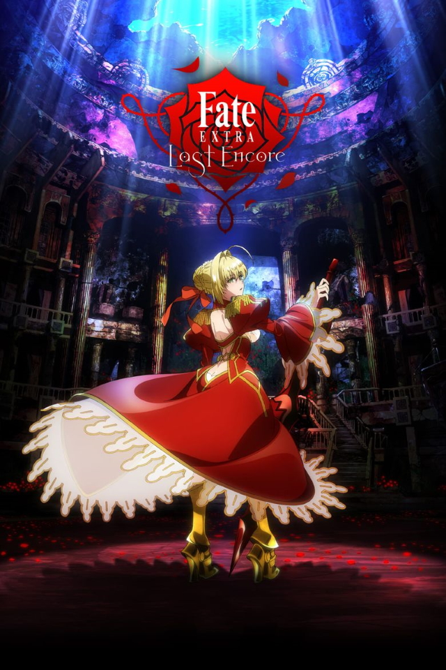 Fate/Extra: Last Encore - Oblitus Copernican Theory anime series cover art