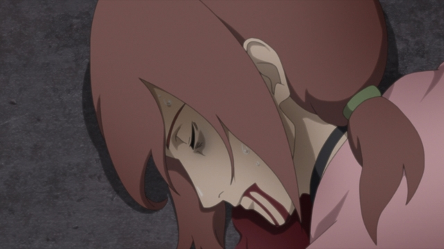 Garashi Touno (deceased) from the anime series Boruto: Naruto Next Generations