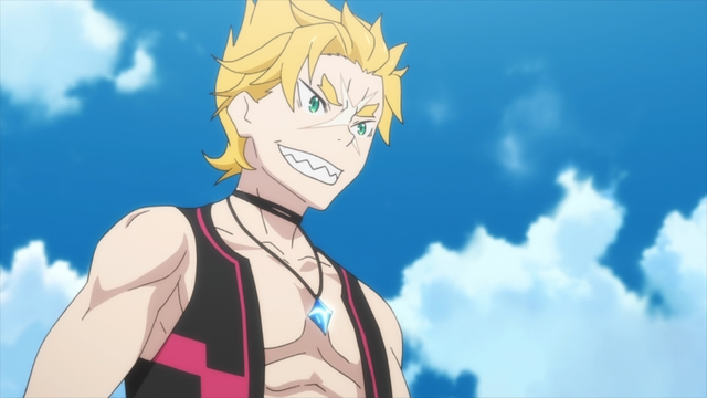 Garfiel from the anime series Re:ZERO season 2
