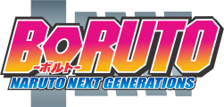 Boruto: Naruto Next Generations anime series logo