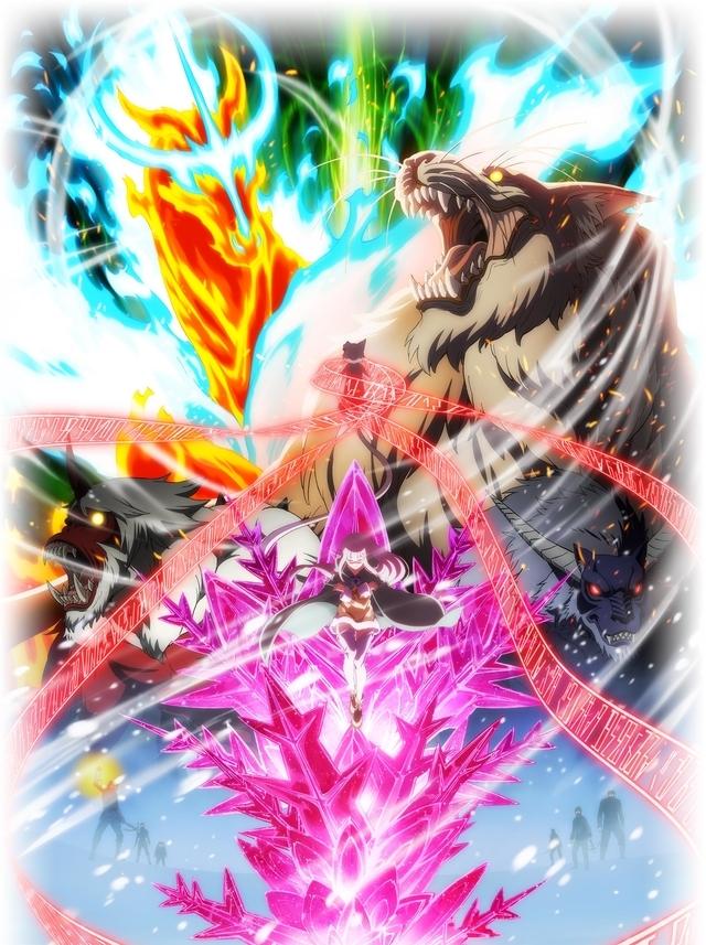 Re:ZERO - The Frozen Bond anime movie cover art