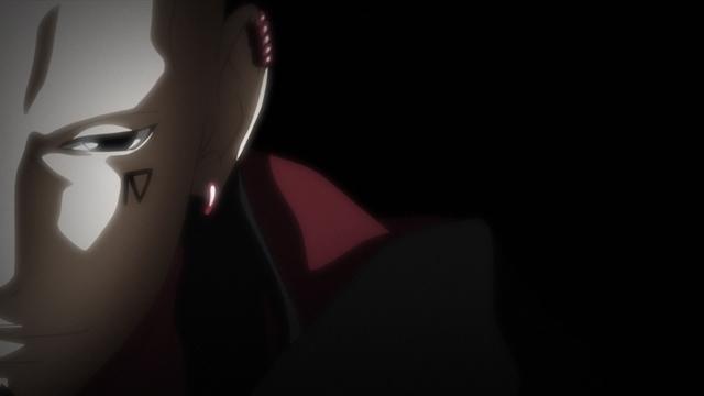 Jigen from the anime series Boruto: Naruto Next Generations