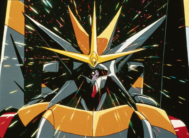 Gunbuster from the anime series Gunbuster