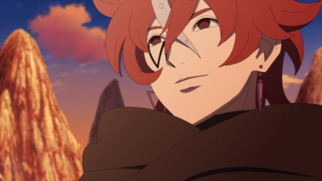 Code from the anime series Boruto: Naruto Next Generations