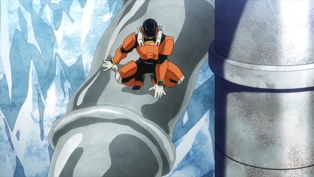 Juzo Honenuki from the anime series My Hero Academia Season 5