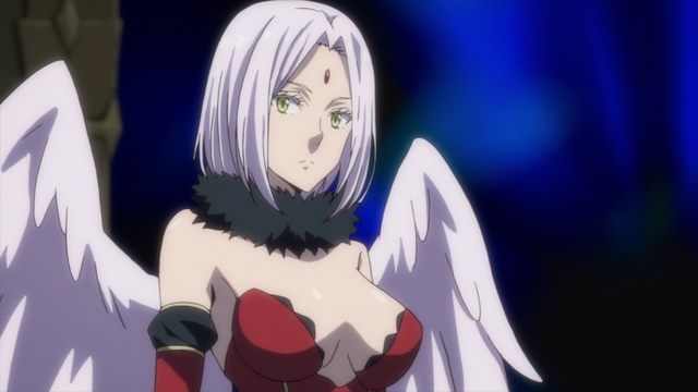 Demon lord Frey from the anime series That Time I Got Reincarnated as a Slime Season 2 Part 2