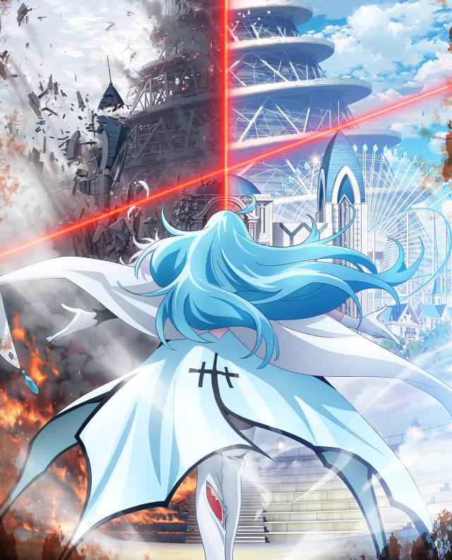 Vivy: Fluorite Eye's Song anime series cover art
