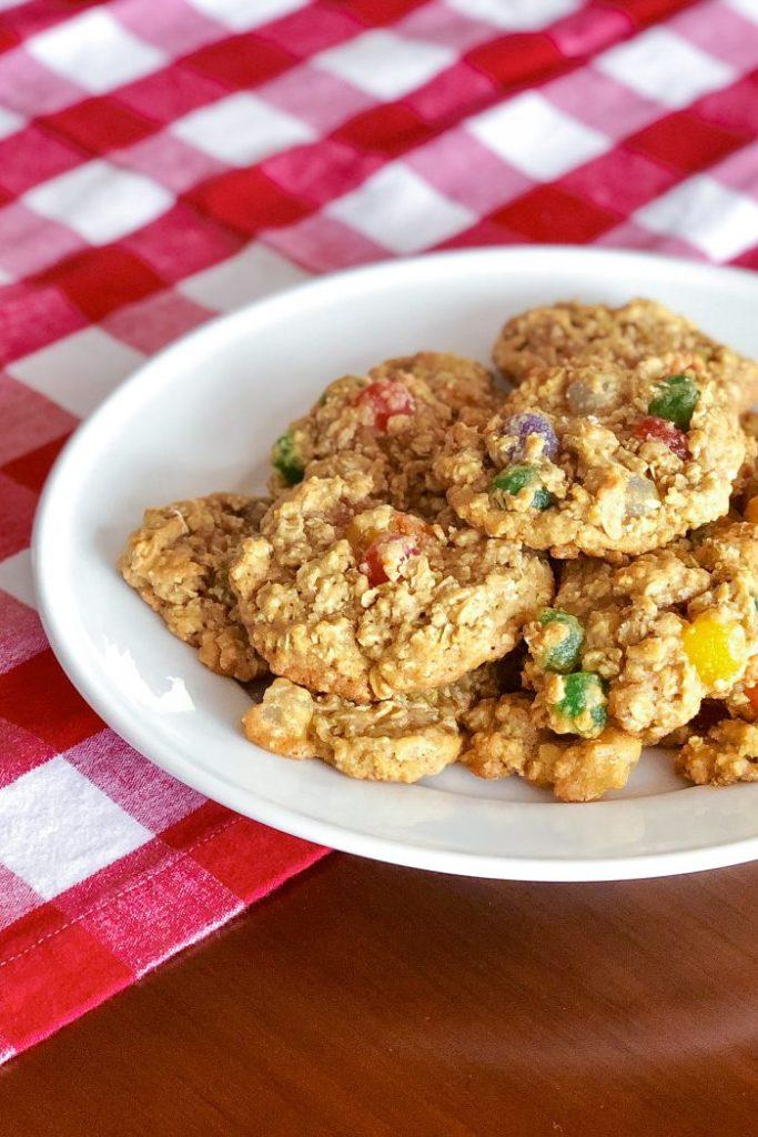 Oatmeal Spice Drop Cookies