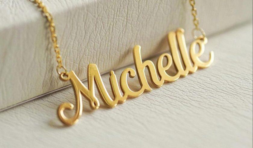 BuKuJewelry Personalized Necklace