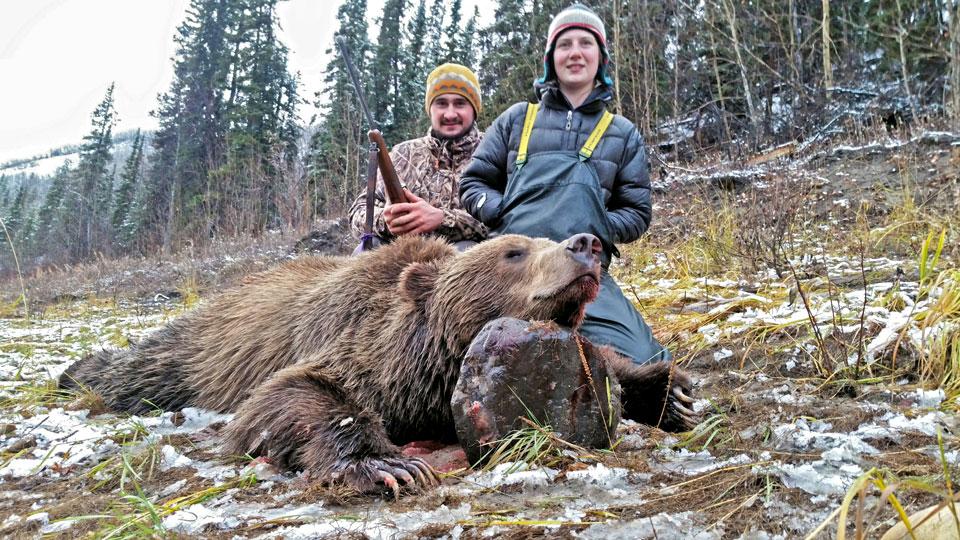 Alaskan Brown Bear Hunts