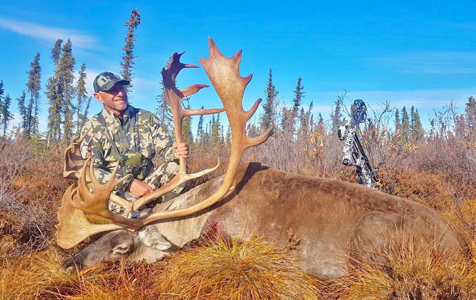 Arctic Caribou Hunting Guide
