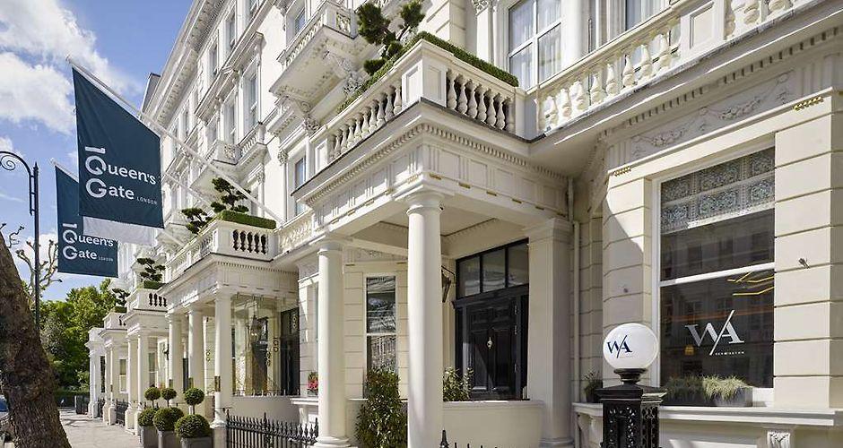 Doubletree By Hilton London Kensington Hotel