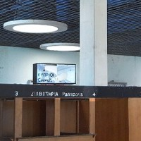Nicosia Airport—A Moment Frozen In Time