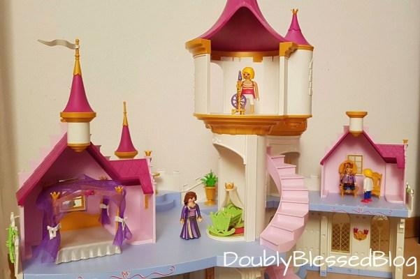 Geschenkideen für 4.jährige Mädchen und Jungen - Playmobil Prinzessinnenschloss