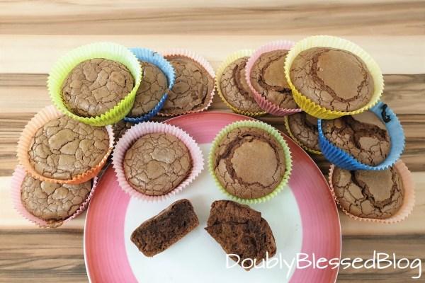 Superschokoladige Schokomuffins - Fluffig oder saftig