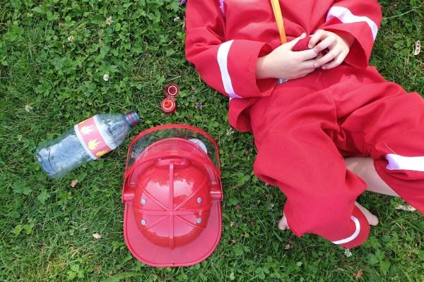Feuerwehr Motto-Geburtstag / Kindergeburtstag / Feuerwehr-Geburtstagsparty