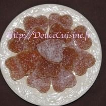 Pâtes de fruits aux abricots
