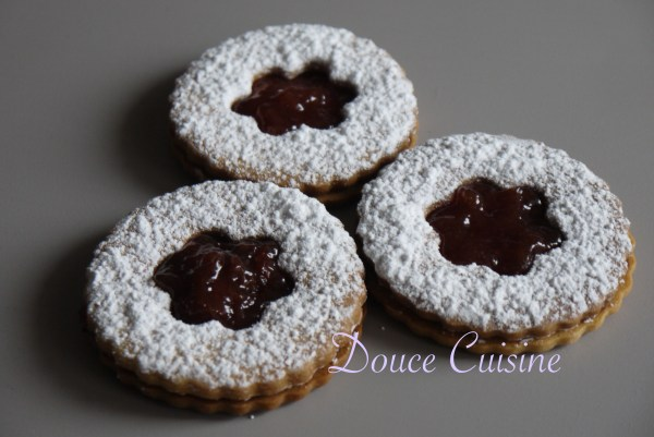 Biscuits à la Confiture