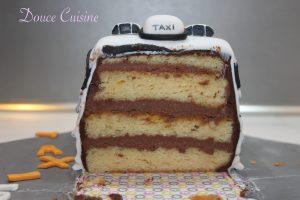 Gâteau Taxi