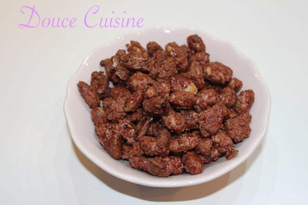 Chouchous (cacahuètes caramélisées)
