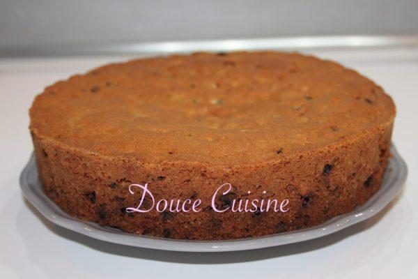 Gâteau Aptésien aux fruits confits