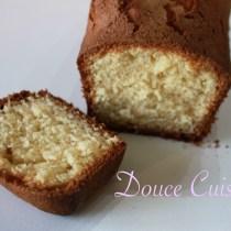 Cake aux oeufs