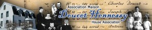 Maison Doucet Hennessy House banner