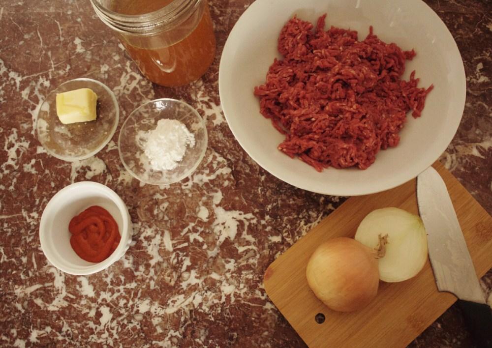 Hachis Parmentier 焗烤馬鈴薯牛肉/焗烤土豆牛肉