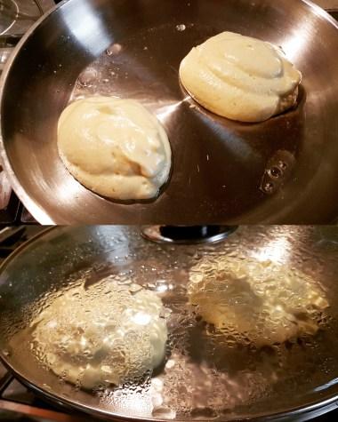 Pancakes soufflés japonais 日式舒芙蕾鬆餅