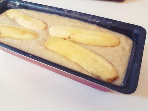 Banana bread à lokara 豆渣香蕉麵包